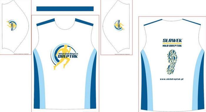 Wzór koszulki Klubowej